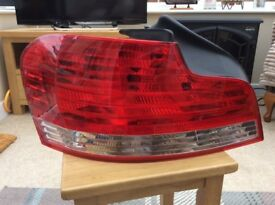 New BMW Original Nearside Rear Lamp Cluster For 2009 BMW125i Cabriolet