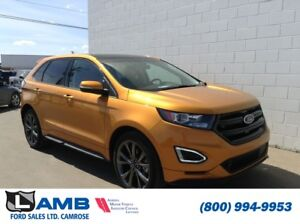 Ford Edge Sport Awd With Intelligent Access  Premium Ri