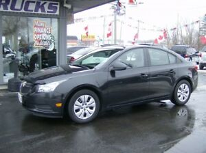 2013 Chevrolet Cruze $112 Bi-weekly!! LT package!