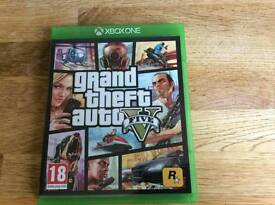 Grand Theft Auto V on Xbox one £25