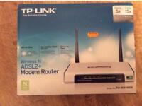 Wireless N ADSL2+ Modem Router
