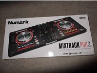 NUMARK MIXTRACK PRO 3 - COLLECTION ONLY - READING
