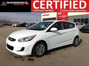 2017 Hyundai Accent GL| HEATED SEATS|BLUETOOTH| ACCIDENT FREE!!!