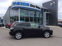 2011 Mazda CX-7 GS, AWD, Heated Leather, P.Sunroof, low kms!!