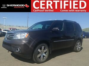 2015 Honda Pilot Touring 4X4 | HEATED LEATHER | BLUETOOTH | 3M