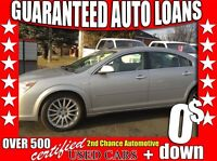 2007 Saturn Aura XR | LEATHER | ROOF | AUTO