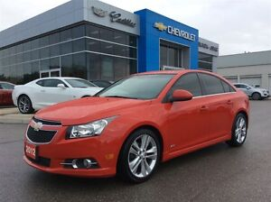 2012 Chevrolet Cruze LT | RS Package | Navi | Bluetooth | Leathe