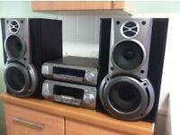 technics hifi and speakers