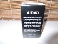Philosophy 'Amen' 2.0oz 60ml Spray Cologne for Men
