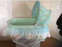 Moses bed/cot Baby clearout