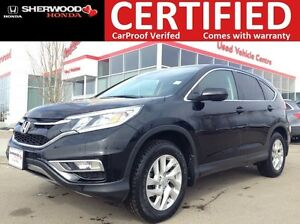 2015 Honda CR-V EX AWD | REMOTE START | BACK CAM | HEATED SEATS