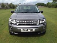 Land Rover Freelander 2 TD4 GS (grey) 2014-03-25