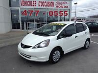 2012 Honda Fit DX-A (A5) texto 514-794-3304
