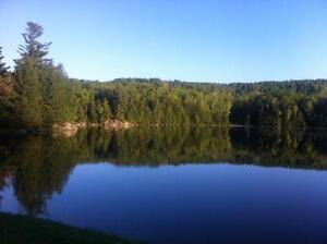 terrains à vendre  emplacement sur le lac..... Gatineau Ottawa / Gatineau Area image 2