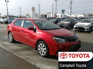 2016 Toyota Corolla LE DEMO SALE---PRICED TO MOVE
