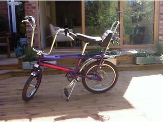 Raleigh Chopper - Much loved...perfect working order