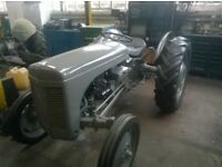 Massey Ferguson tractor TE20 OPEN TO OFFERS