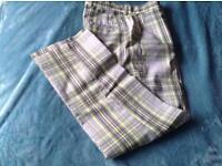 Boys golf clothes