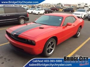 2010 Dodge Challenger - V6, Low Km's! Leather, Heated Seats!