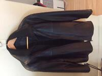 Bostonia leather jacket from moores size medium make an offer