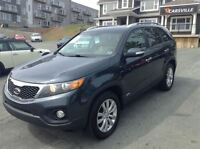 2011 Kia Sorento EX, Leather, AWD