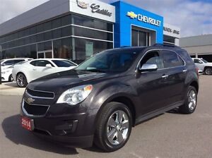 2014 Chevrolet Equinox LT | Bluetooth | Rear Cam | AWD | Chromed