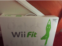 WII FIT( ALL FUNDS TO CANCER SUPPORT GROUP)