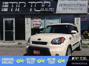 2011 Kia Soul 4u ** Bluetooth, Sunroof, Heated Seats **