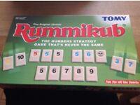 Rummikub board game