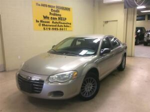 2004 Chrysler Sebring LX Annual Clearance Sale!