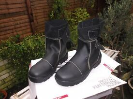 Rigger Boots New Style