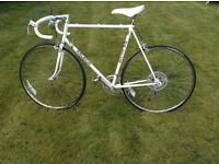 Raleigh 10 Speed Road Bike in Excellent Condition Size L