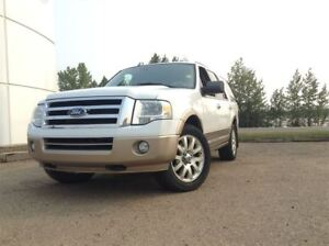 2011 Ford Expedition POWER LIFTGATE- NAV- SUNROOF- POWER RUNNING