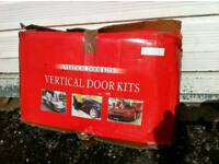 Universal vertical car door kit.
