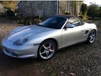 Porsche Boxster 3.2 s face lift
