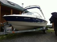 bayliner f18 tres propre comme un neuf