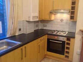 Lg one bed terraced house - integrated oven, gas hob, extractor & fridge c/h d/g A rated boiler