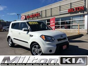 2011 Kia Soul 2.0L 2u | HEATED SEATS | PWR GRP | ALLOYS