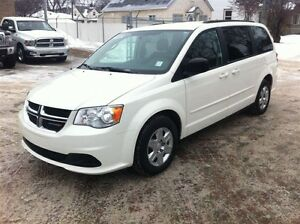 2013 Dodge Grand Caravan SE/SXT $20,000 CASH BACK