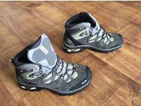 Salomon Women's Hiking Boots UK size 7