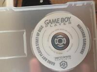 Gameboy player for GameCube!