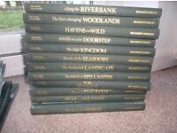 READERS DIGEST BOOKS (LIVING COUNTRYSIDE SET)