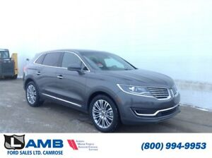 2018 Lincoln MKX Reserve AWD with MKX Technology Package, Vista