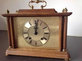 Wind up, Chiming Oak Clock