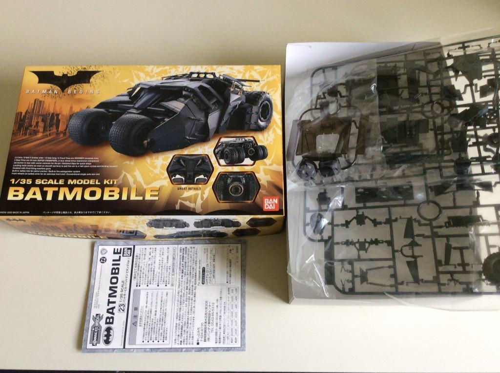 Batman Plastic Model Kits Plastic Model Kit 1/35