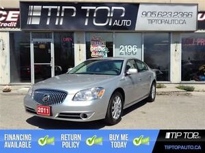2011 Buick Lucerne CXL ** Leather, Loaded, Heated Steering wheel