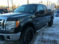 LIFTED 2012 Ford F-150 XLT