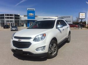2016 Chevrolet Equinox LTZ | AWD | REMOTE START | HEATED SEATS |