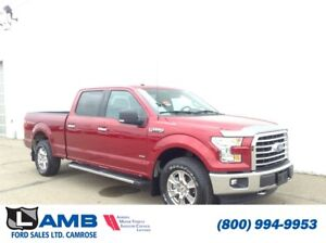 2017 Ford F-150 XLT 4x4 with Sync Connect, Navigation and XTR Pa