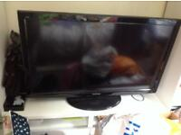 "42"" Panasonic hd TV"